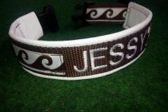 besticktes-Halsband