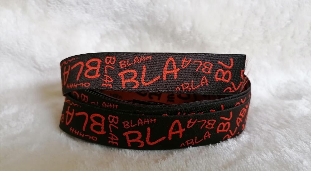 Bla Bla Braun Orange 20mm